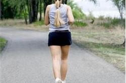 Running 'a great way to boost female health'