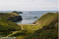 Pembrokeshire forbidden zone opened to walkers