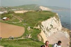 Isle of Wight 'ideal for walking'