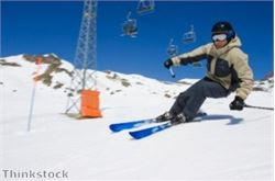Thermals 'can make skiers more comfortable'