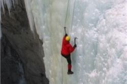 Climbing gear saves teenager