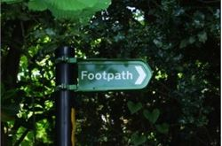 New walking group head to lead footpath fight