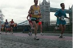 Marathon may inspire people to get running