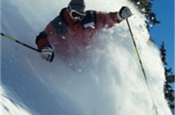 Skiing show heralds new season