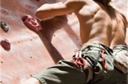 Most climbers 'love it indoors or out'