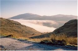 Snowdonia winter mountain walk planned