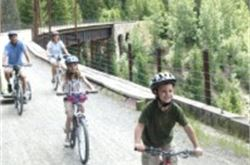 Mountain bikes users to get enhanced trail