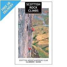 'Scottish Rock Climbs: Scottish Mountaineering Club Climbers' Guide' Book'