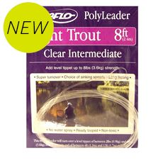 Intermediate Trout Leader- 8ft