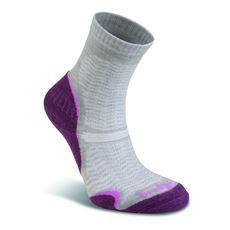 Women's Woolfusion Trail Ultra Light Socks (M)