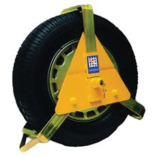 "Wheel Clamp for 10-14"" wheels"