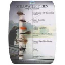 Number 2 Saltwater Dries Fly Selection