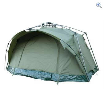TFGear Force 8 Speed Lite Bivvy, 1 man – Colour: Green