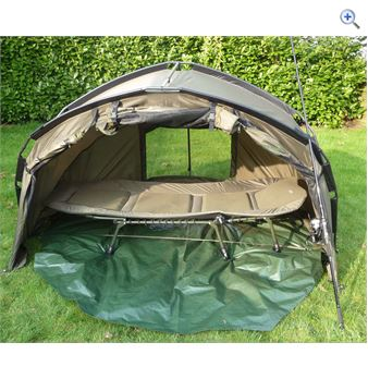Westlake Particle Ventilator One Man Bivvy – Colour: Olive Green