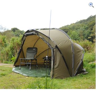 Westlake Particle Ventilator Two Man Bivvy – Colour: Olive Green