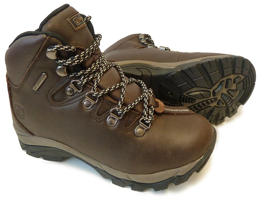 4114aad171a Hi Gear Snowdon Junior Walking Boots