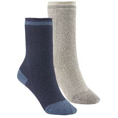 Kids' Heat Trap Socks (2 pair pack)
