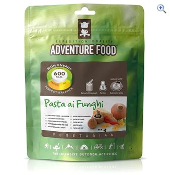 Adventure Foods Vegetarian Pasta Cheese with Mushroom