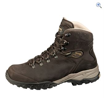 Meindl Meran GTX Men's Walking Boots – Size: 8.5 – Colour: Mahogony