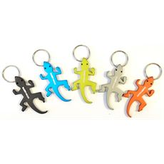 Lizard Bottle Opener Keyring
