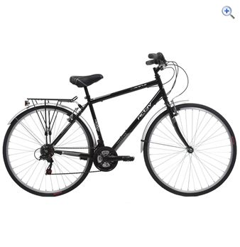 Activ Fifth Avenue 700c Men's Bike - Colour: Black