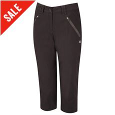 Kiwi Pro Stretch Crops II Women's Trousers