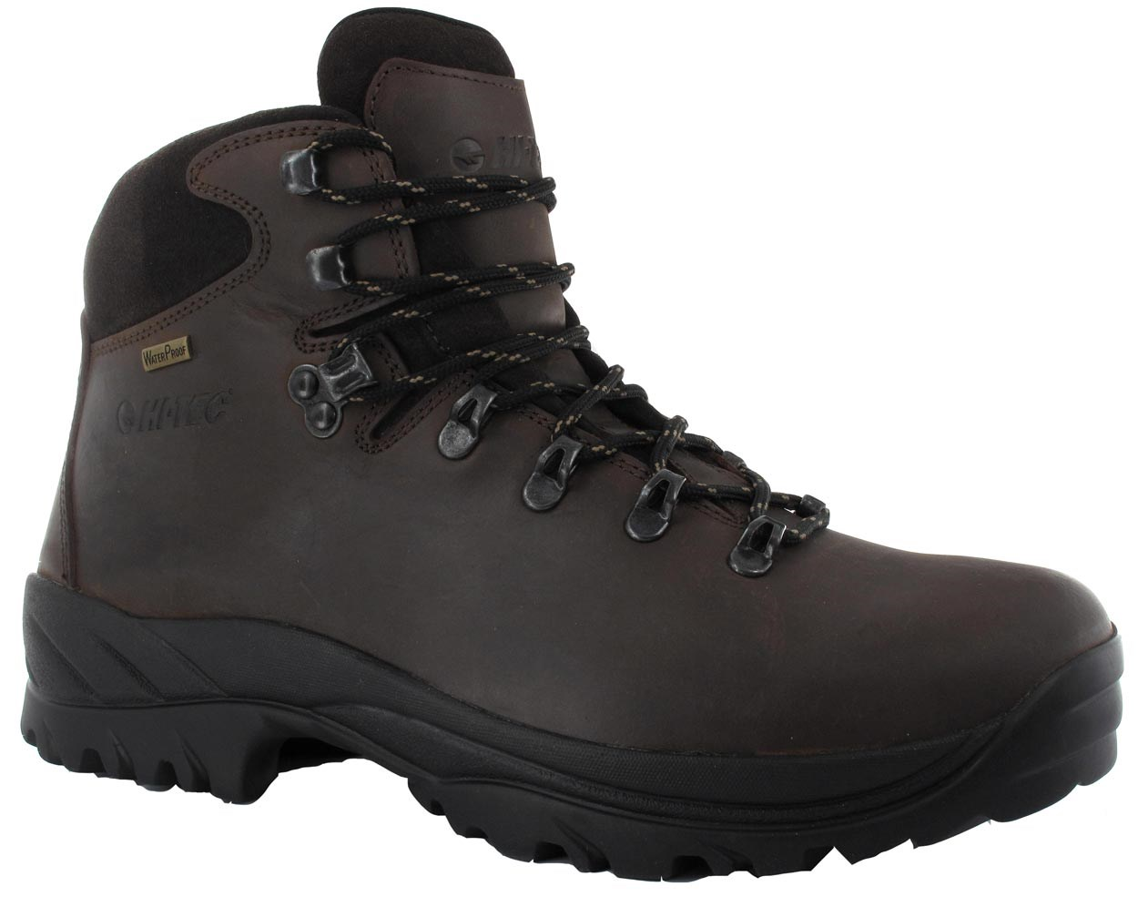 7cc4e7dec20 Hi-Tec Summit Waterproof Men s Hiking Boot