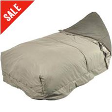 Comfort Zone Peach Skin Sleeping Bag Cover