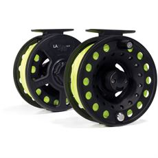 RTF Fly Reel and Line 5 6