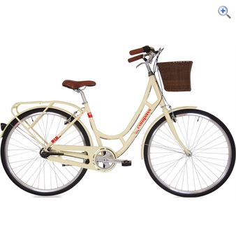Compass Eleanor Ladies' Leisure Bike – Size: 15 – Colour: Cream