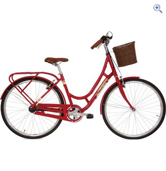 Compass Eleanor Ladies' Leisure Bike – Size: 19 – Colour: Red