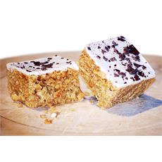 White Chocolate Flapjack (120g)