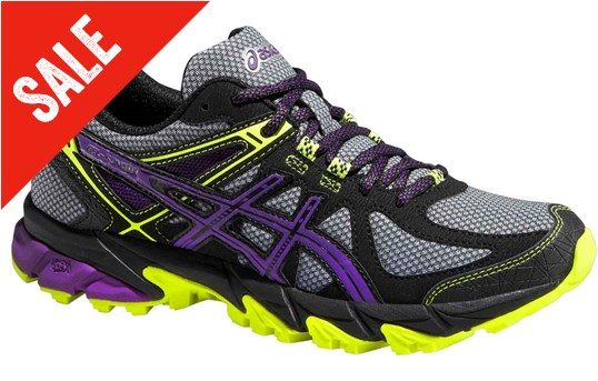 women's asics trail running shoes