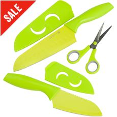 Large Knife Set (with scissors)