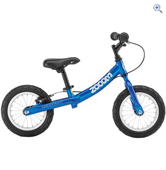 Adventure Kids' Zooom Balance Bike - Colour: Blue