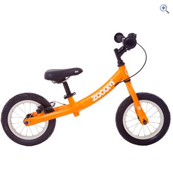Adventure Kids' Zooom Balance Bike - Colour: Orange