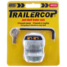 TrailerCop Anti-Theft Trailer Lock