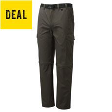 Nebraska Zip-Off Men's Walking Trousers