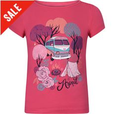 Betsy Bus Kids' Tee (Sizes 2-6)