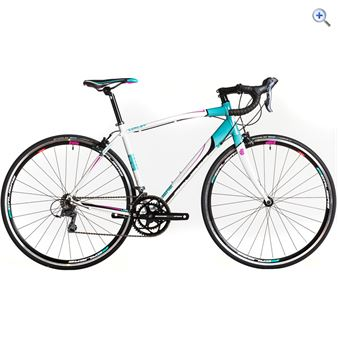 Calibre Loxley Ladies Road Bike – Size: 52 – Colour: WHITE-PINK