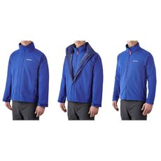 RG Alpha 3-in-1 Men's Jacket