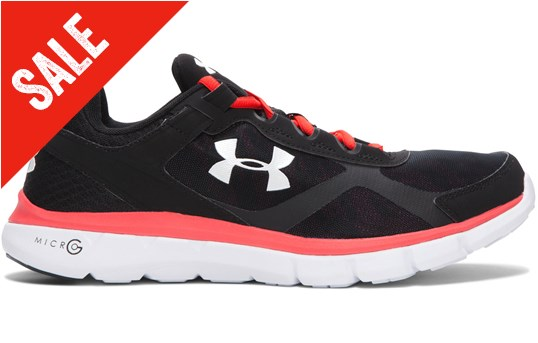 Under Armour Men s UA Micro G Velocity RN Running Shoes  1b71c7f298a9