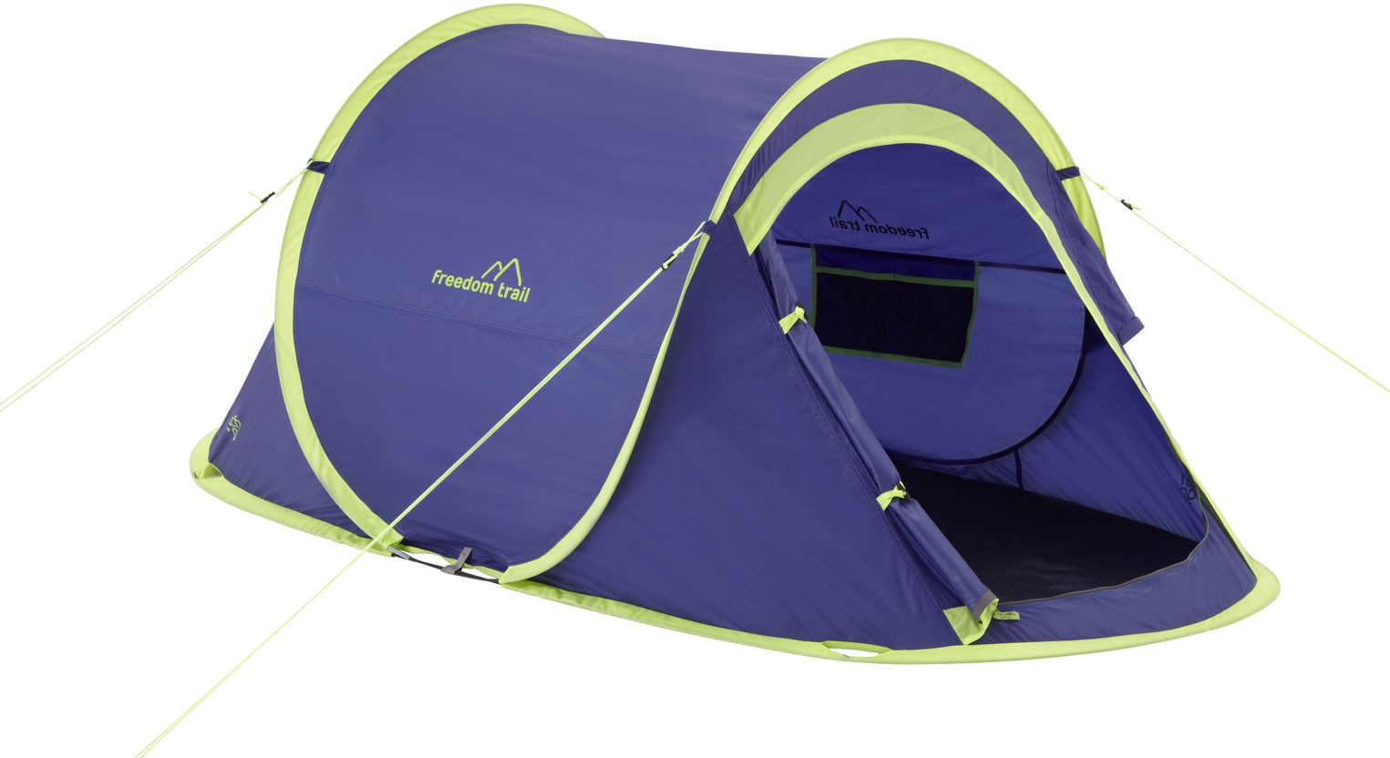 Freedom Trail Pitch and Go Pop-Up Tent  sc 1 st  GO Outdoors & Freedom Trail Pitch and Go Pop-Up Tent | GO Outdoors