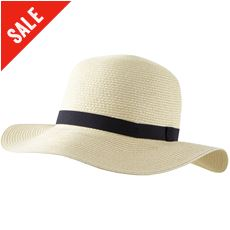 Bridget Wide Brim Sun Hat