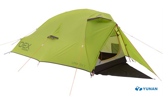 sc 1 st  GO Outdoors & OEX Lynx EV I 1 Person Backpacking Tent | GO Outdoors
