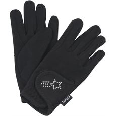 Gleam Children's Riding Gloves