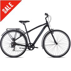 All-Use Comfort 30 Equipped Hybrid Bike