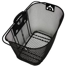 Mesh Bicycle Basket