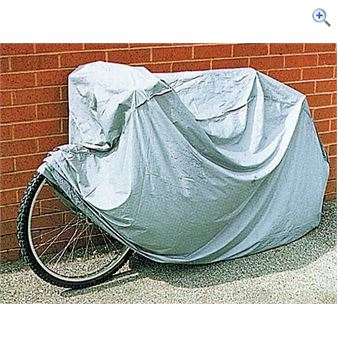 Image of Compass Waterproof Bicycle Cover
