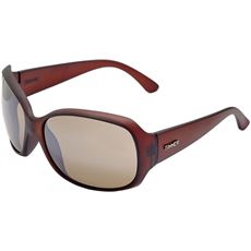 Amos Sunglasses (Brown/Brown Gradient)